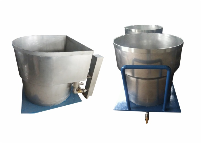 Dipping Tank For Dacromet Zinc Flake Coating