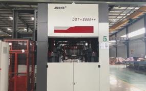 Máquina de Recubrimiento Pórtico Totalmente Automática DST-S800++