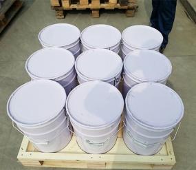 Revestimiento en escamas de zinc color plata JH-9630