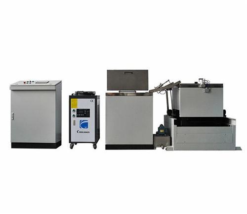Máquina de Recubrimiento Inclinable DSB D 350 de JUNHE