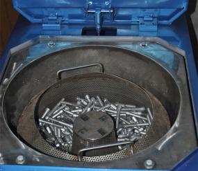 Máquina de recubrimiento de escamas de zinc Dacromet de uso en laboratorio DSB S300