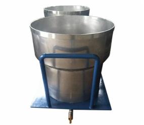 Tanque de inmersión para revestimiento de escamas de zinc Dacromet