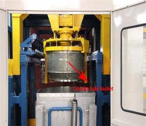 Máquina de recubrimiento de escamas de zinc
