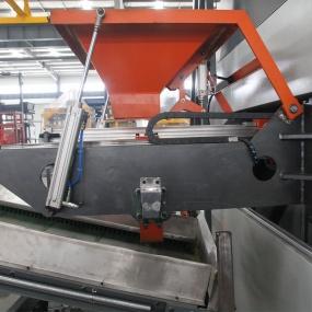 Máquina de Recubrimiento Planetario de Tres Cestas DSP T 400 de JUNHE
